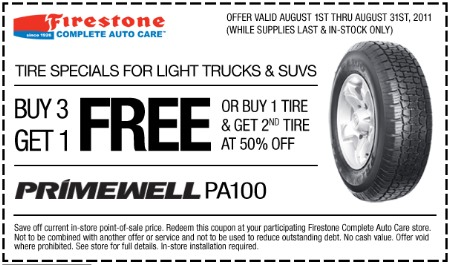 discount tire coupons bfgoodrich